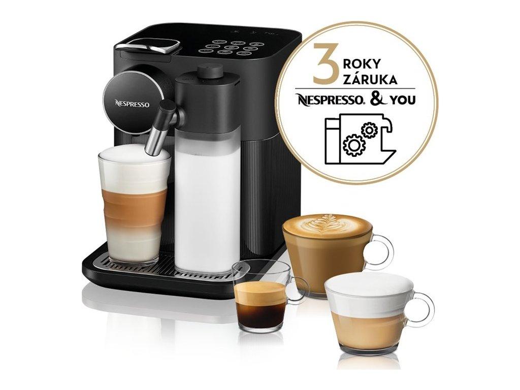 Espresso Delonghi Nespresso EN650.B Gran Lattissima