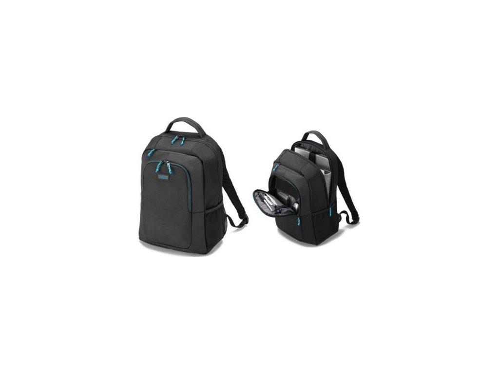 "Batoh na notebook DICOTA Spin Backpack 15,6"" - černý"