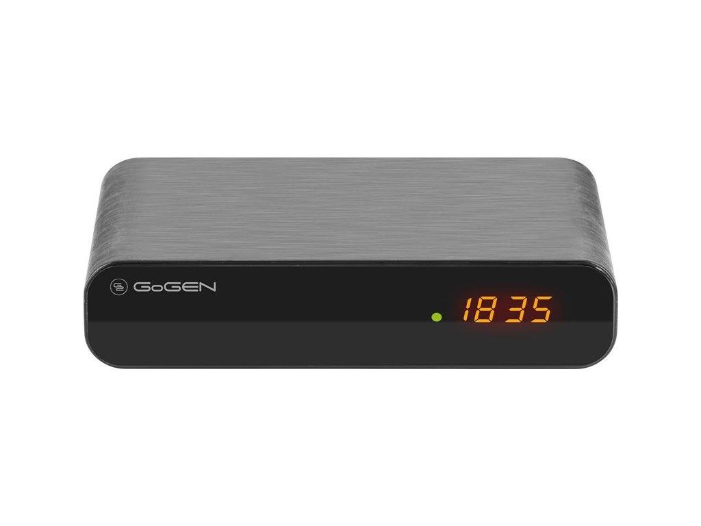 Set-top box GoGEN DVB 132 T2 PVR
