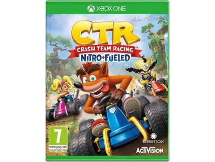 Hra Activision Xbox One Crash Team Racing: Nitro Fueled