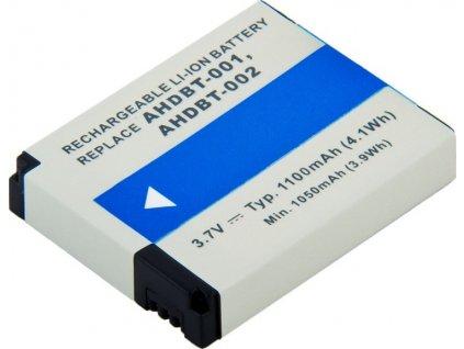 Baterie Avacom GoPro AHDBT-001, AHDBT-002 3.7V 1100mAh