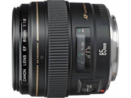 Objektiv Canon EF 85 mm f/1.8 USM