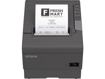 Tiskárna pokladní Epson TM-T88V termální, RS232, USB, 300 mm - černá