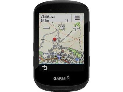 Navigace Garmin Edge 530 PRO + voucher TOPO Czech PRO