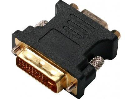 Redukce GoGEN DVI/VGA - černá