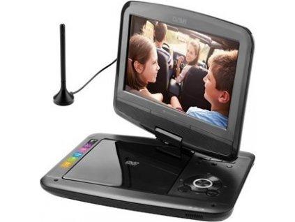 DVD přehrávač GoGEN PDX 923 SU DVB-T2 (H.265), přenosný