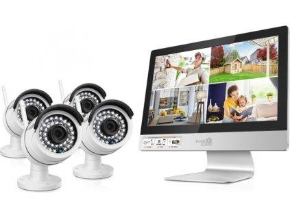 Bezdrátový kamerový Wi-FI systém iGET HOMEGUARD HGNVK49004