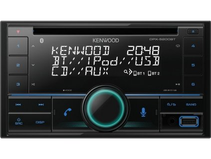 Autorádio s CD KENWOOD DPX-5200BT, 2DIN