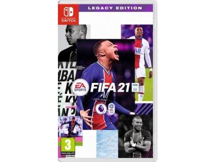 FIFA 21 Legacy Edition hra NINTENDO