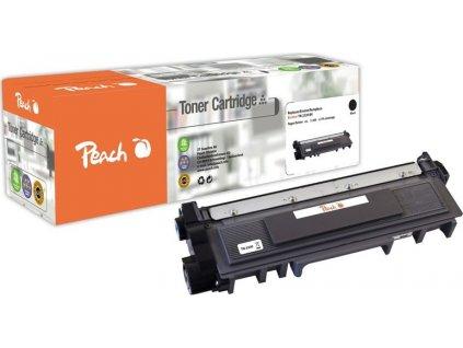 Toner Peach Brother TN-2320 XL, 2600 stran kompatibilní - černá