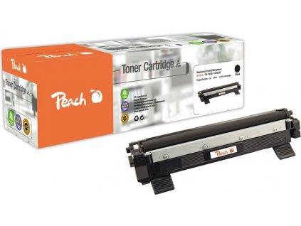 Toner Peach Brother TN-1030/1050, 1000 stran kompatibilní - černá
