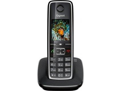 Domácí telefon Siemens C530 IP - černý