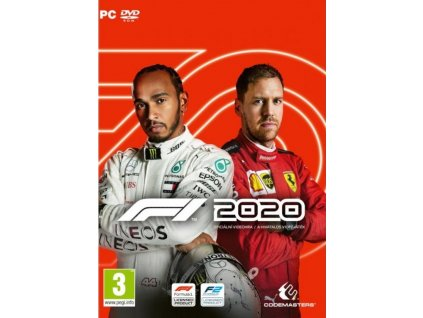 Hra Codemasters PC F1 2020 Standard Edition