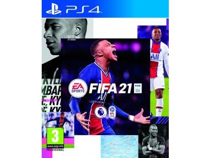 FIFA 21 hra PS4 EA