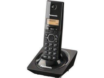 Domácí telefon Panasonic KX-TG1711FXB - černý