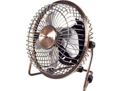 Beper Ve402 Stolní Usb Retro Ventilátor