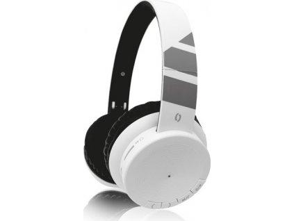 ALI BT sluchátka AH02,FM,SD,bílá  AH02WT
