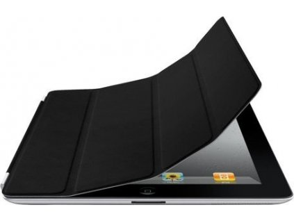 Apple iPad Smart Cover - Leather - Black