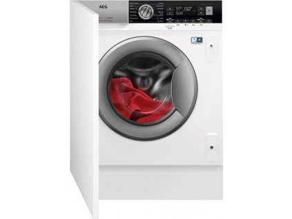 Pračka/sušička AEG ÖKOMix® L8WBE68SI vestavná