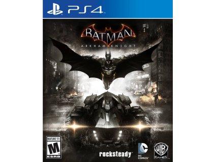 BATMAN: ARKHAM KNIGHT hra PS4