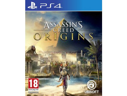 Assassins Creed Origins hra PS4 UBISOFT