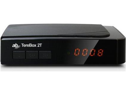 AB TereBox 2T HD DVB-T2 přijímač