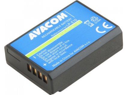 Baterie Avacom Canon LP-E10 Li-Ion 7.4V 1020mAh 7.5Wh