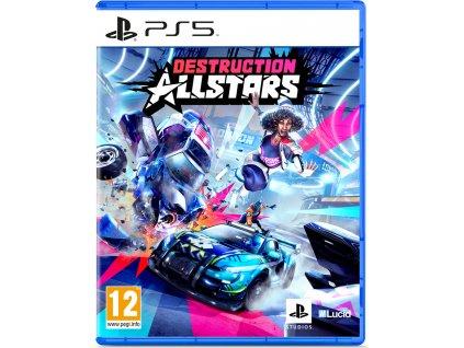 Destruction AllStars hra PS5