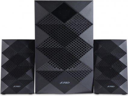 A180X PC repro 2.1 42W FM BT USB F&D