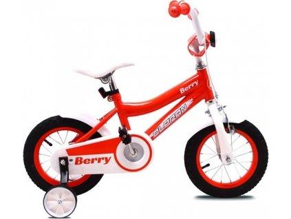 "Olpran Berry 12"" oranžová/bílá"