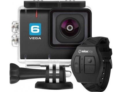Outdoorová kamera Niceboy VEGA 6 + dálkové ovládání