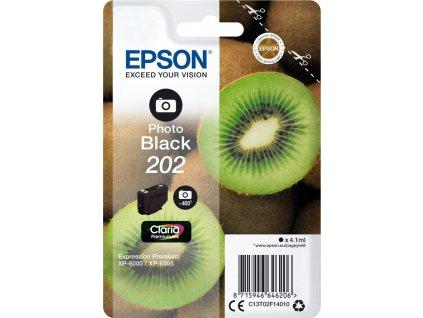 202 Photo black Premium Ink EPSON