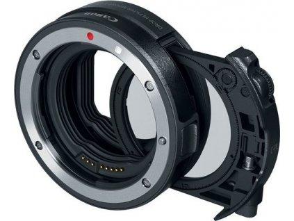 Adaptér Canon EF-EOS R s výměnným filtrem C-PL