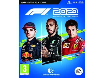 F1 2021 hra XONE/XSX EA