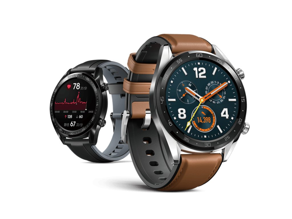 Early Huawei Watch GT listing details specs fitness focused features