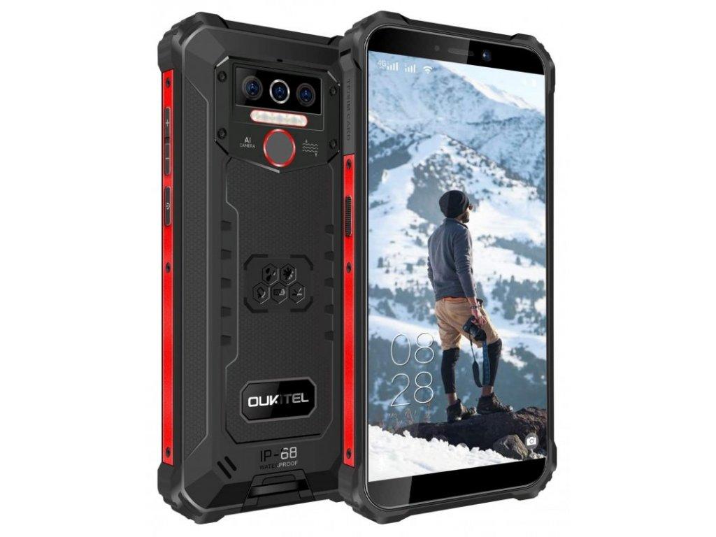 OUKITEL WP5 4GB/32GB  + 10x Respirátor  ZDARMA