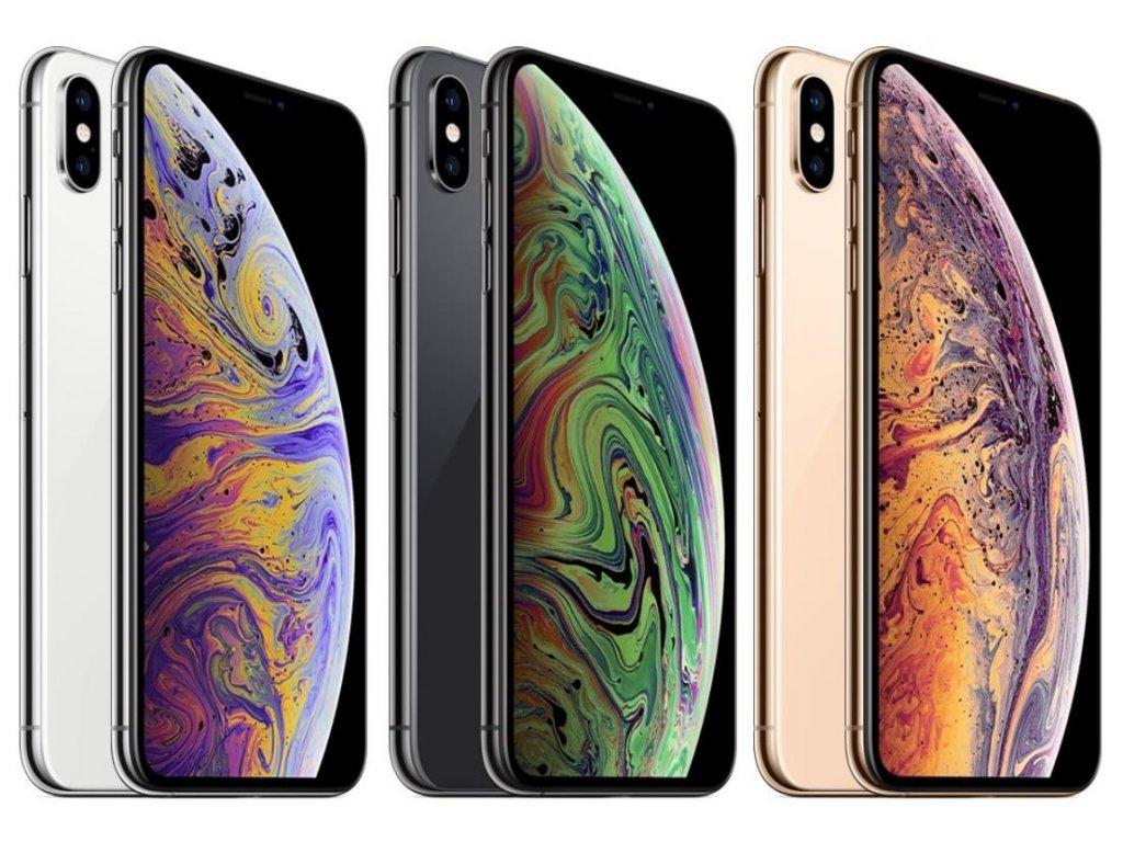 Apple XS a XS max
