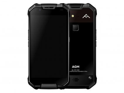 AGM X2 6GB/64GB LCD SUPER AMOLED 6000mAh  + Haribo bonbony pro Vaše ratolesti