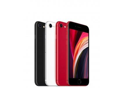 Apple iPhone SE (2020) 64GB  + Záruka 30 měsíců CZ distribuce + Haribo bonbony pro Vaše ratolesti  zdarma