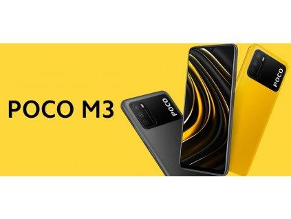 Novo Poco m3 lançamento chamada