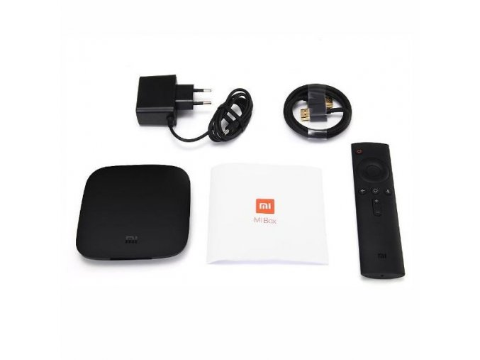 Xiaomi Mi Box 3  + 30 měsíců záruka + HDMI kabel