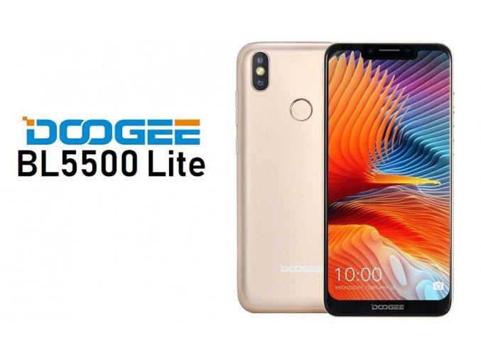 Doogee BL5500 Lite specs 1