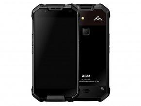 AGM X2 6GB/64GB LCD SUPER AMOLED 6000mAh  + DOPRAVA ZDARMA + Haribo bonbony pro Vaše ratolesti