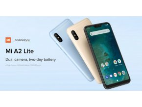 Xiaomi Mi A2 Lite Global Version 5.84 inch 4GB RAM 64GB ROM Smartphone 1024x536