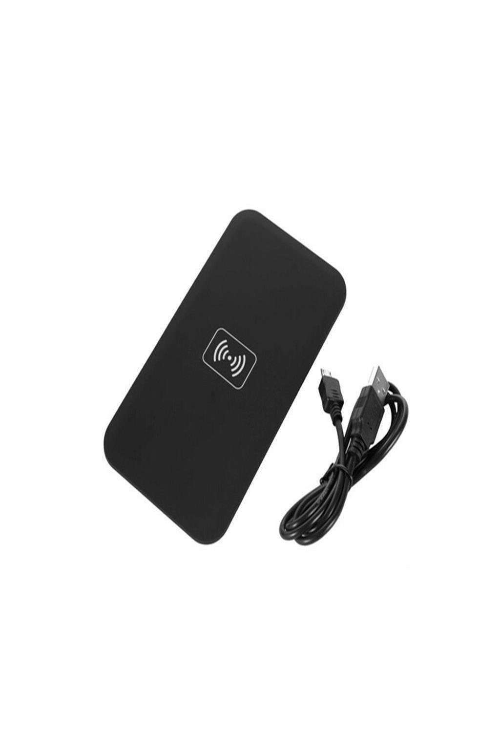10PCS New Universal Qi Wireless Emitter Charger Charging Pad for Samsung Galaxy S6 S6 S7 Egde