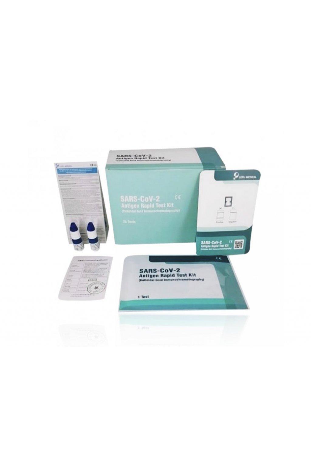9054 beijing lepu medical technology sars cov 2 antigen rapid test kit 1 ks