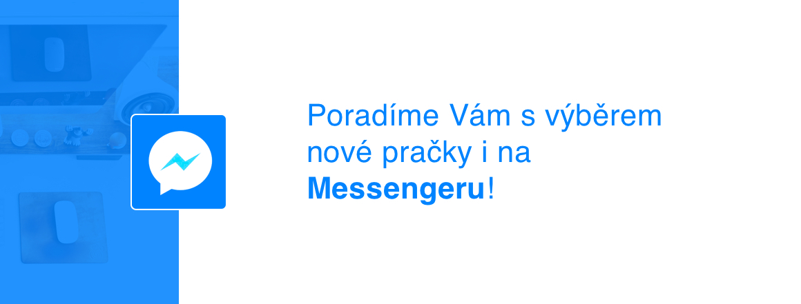 Poradíme i přes Messenger