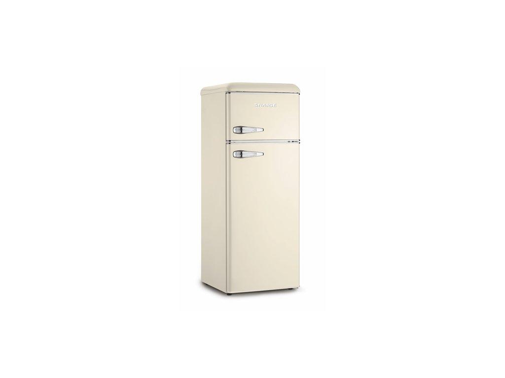 lednice s mrazakem snaige fr25sm prc30f