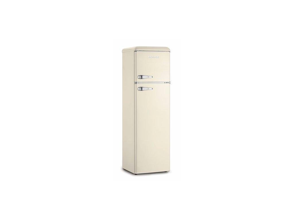 lednice s mrazakem snaige fr27sm prc30f