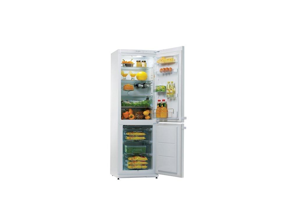lednice s mrazakem snaige rf34sm p100ne